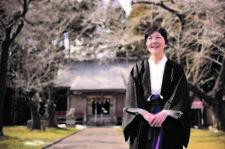 ソメイヨシノにシダレザクラ。お花見するなら坂元神社に
